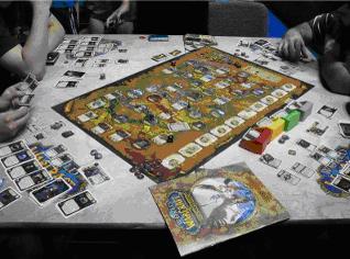 WoW的Board Game